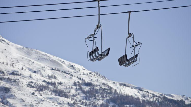 Station de ski (THIBAUT DURAND / HANS LUCAS)