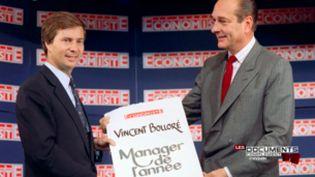 Complément d'enquête. Quand Vincent Bolloré sauvait l'entreprise familiale à 35 ans (COMPLÉMENT D'ENQUÊTE/FRANCE 2)