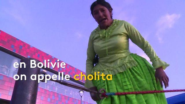 6media  catcheuses Cholitas Bolivie