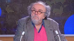 Jean-Michel Ribes. (Capture d'écran franceinfo)