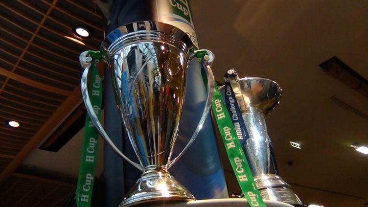 Le trophée remis chaque année au vainqueur de la H Cup