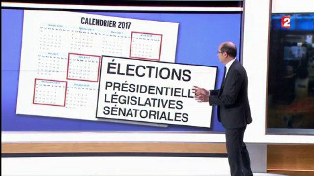 Élections en 2017 : la justice continue son travail