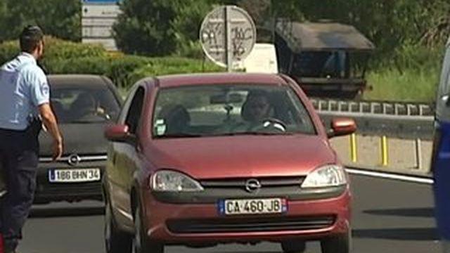 Les règles de circulation, moins respectées l'été