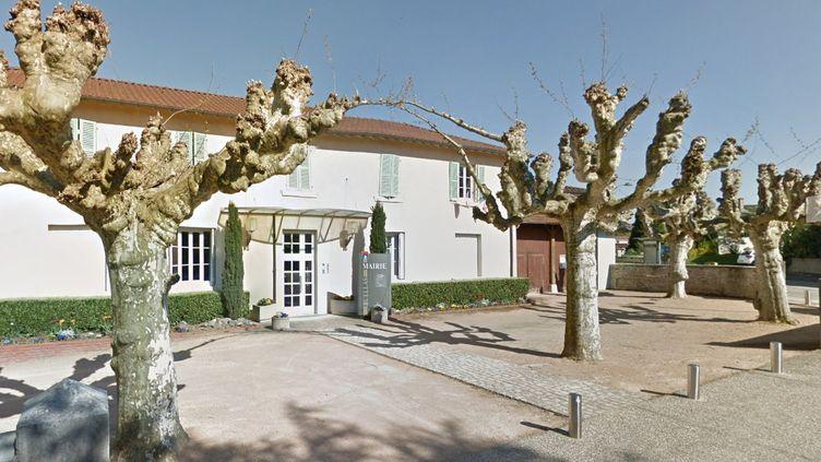 La mairie de Buellas dans l'Ain (Auvergne-Rhône-Alpes). (GOOGLE STREET VIEW)