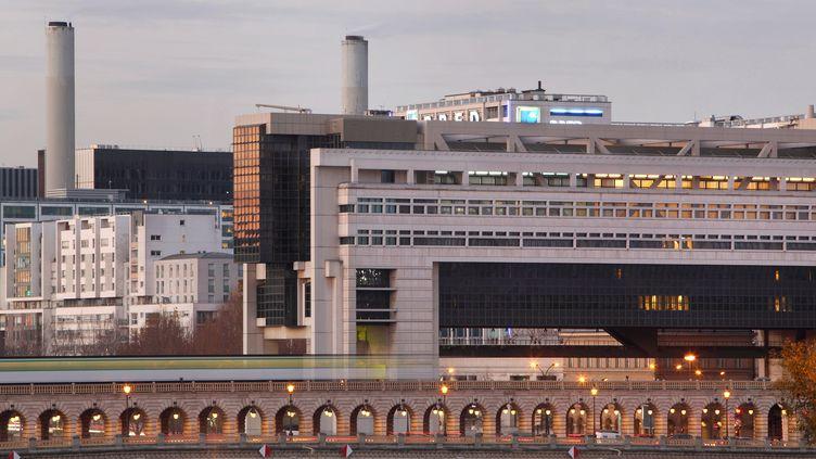 Le ministère de l'Economie et des Finances, à Paris. (MANUEL COHEN / AFP)