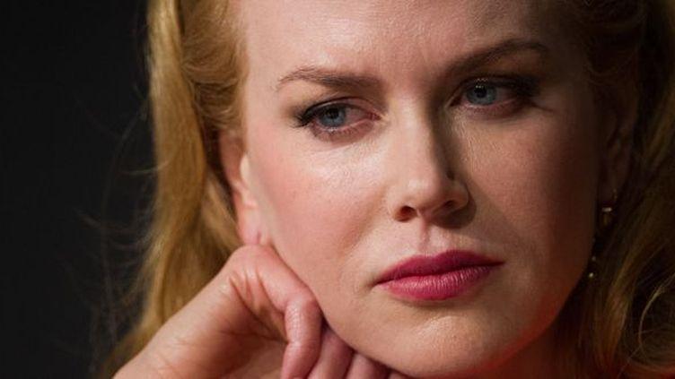 Nicole Kidman à Cannes le 24 mai  (DUPUY FLORENT/SIPA)