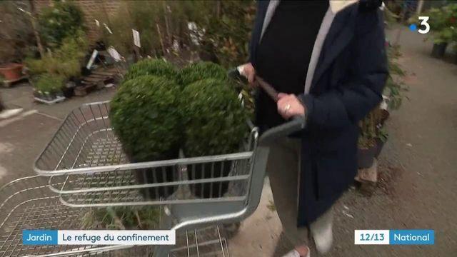 Confinement : le jardinage devient un refuge en temps de crise sanitaire