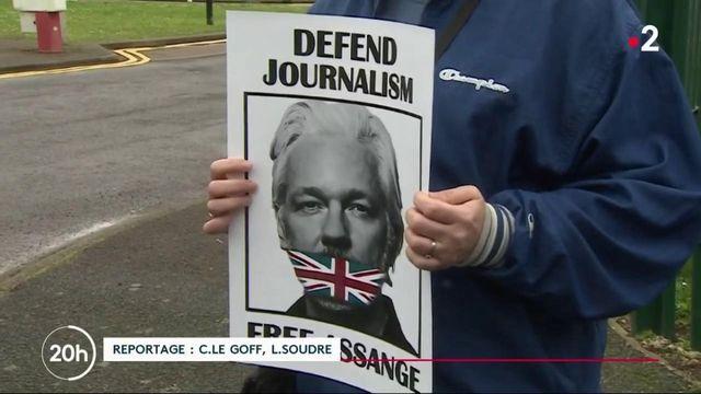 Julian Assange : le verdict se rapproche