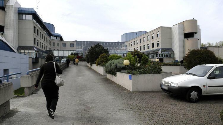 L'enfant est mort dans la nuit du 6 au 7 novembre 2013 au centre hospitalier de Pau(Pyrénées-Atlantiques). (MAXPPP)