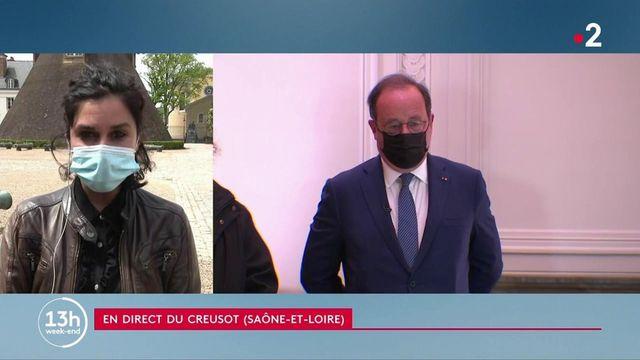 Histoire : en Saône-et-Loire, on célèbre les 40 ans de l'élection de Mitterand