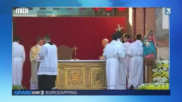 Eurozapping: nouveau scandale au Vatican