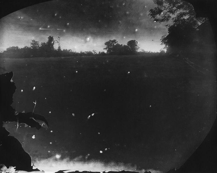 "Sally Mann, ""Battlefields, Antietam (Starry Night)"", 2001,Alan Kirshner et Deborah Mihaloff Art Collection (© Sally Mann)"