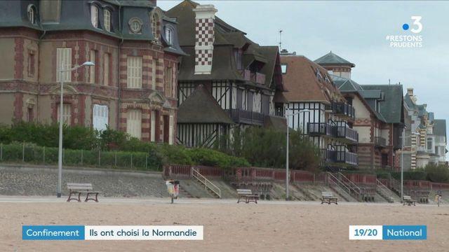 Reconfinement : la Normandie, lieu privilégié pour s'exiler au vert