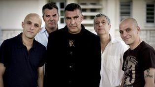 Les membres du groupe Zebda en 2011  (Zebda / Universal Music)