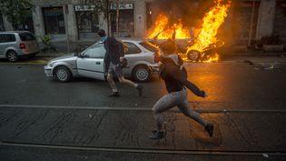 (ANTONIO MASIELLO / NURPHOTO / AFP)