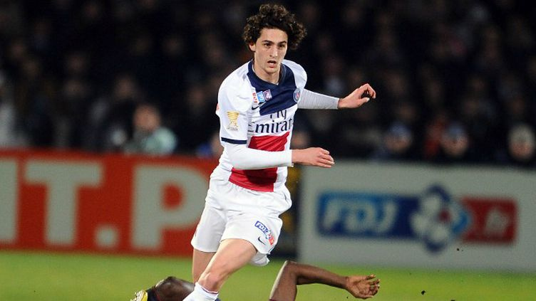 Adrien Rabiot (PSG).
