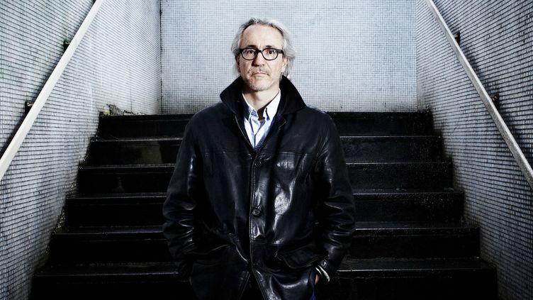 """Cyril Gely, auteur du roman """"Le Prix"""".  (Benjamin Chelly)"""