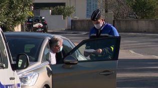 Reconfinement : un samedi sous contrôle renforcé à Marseille (France 3)