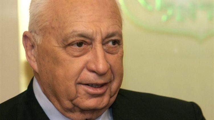 Ariel Sharon en 2003 (AFP. Gali Tibbon)