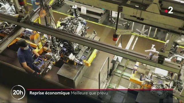 Reprise économique : des secteurs bientôt revenus à la normale