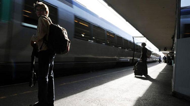 Un TGV (AFP)