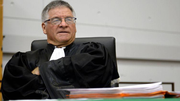 (Gilbert Lafaye a prononcé un réquistoire sévère contre l'ex-maire de La Faute-sur-Mer © MaxPPP)