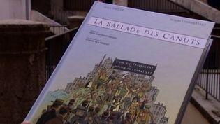 """""""La Ballade des Canuts"""" de Jean Prost aux Editions du Poutan  (France3/Culturebox)"""