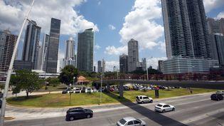 A Panama City, le 4 avril 2016. (RODRIGO ARANGUA / AFP)
