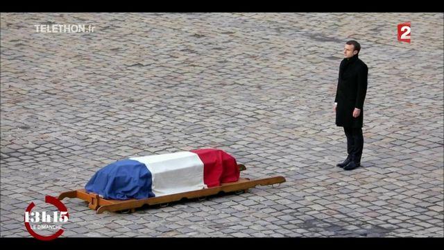 """VIDEO. """"13h15 le dimanche"""". Jean d'Ormesson, la vie, la mort..."""