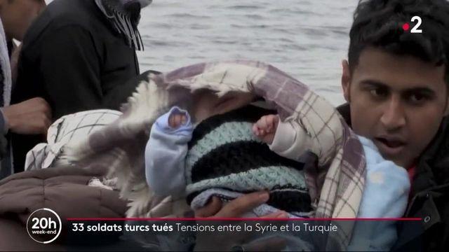Syrie : tensions avec la Turquie