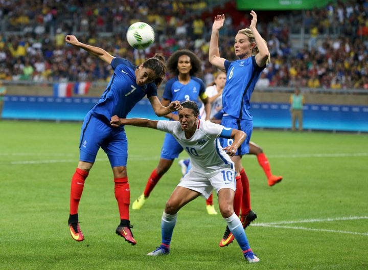 Léquipe de France féminine de football