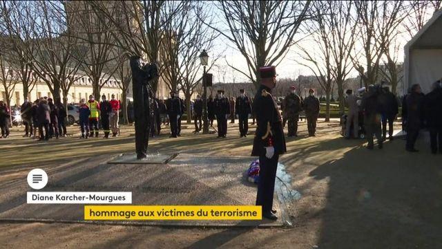 hommage victimes du terrorisme