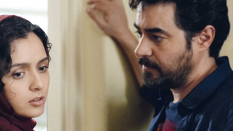 "Shahab Hosseini et Taraneh Alidoosti dans ""Le Client""  (Habib Majidi)"