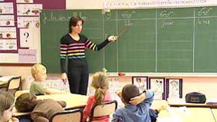 Le métier d'enseignant (F3)