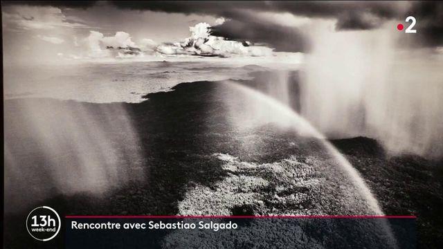 """Exposition : avec """"Amazonia"""", le photographe Sebastião Salgado veut raconter la vie dans la forêt amazonienne"""