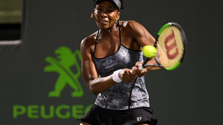 La rage de Venus Williams  (ROB FOLDY / GETTY IMAGES NORTH AMERICA)