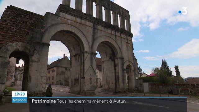 Saône-et-Loire : visite à Autun, la petite Rome de Bourgogne