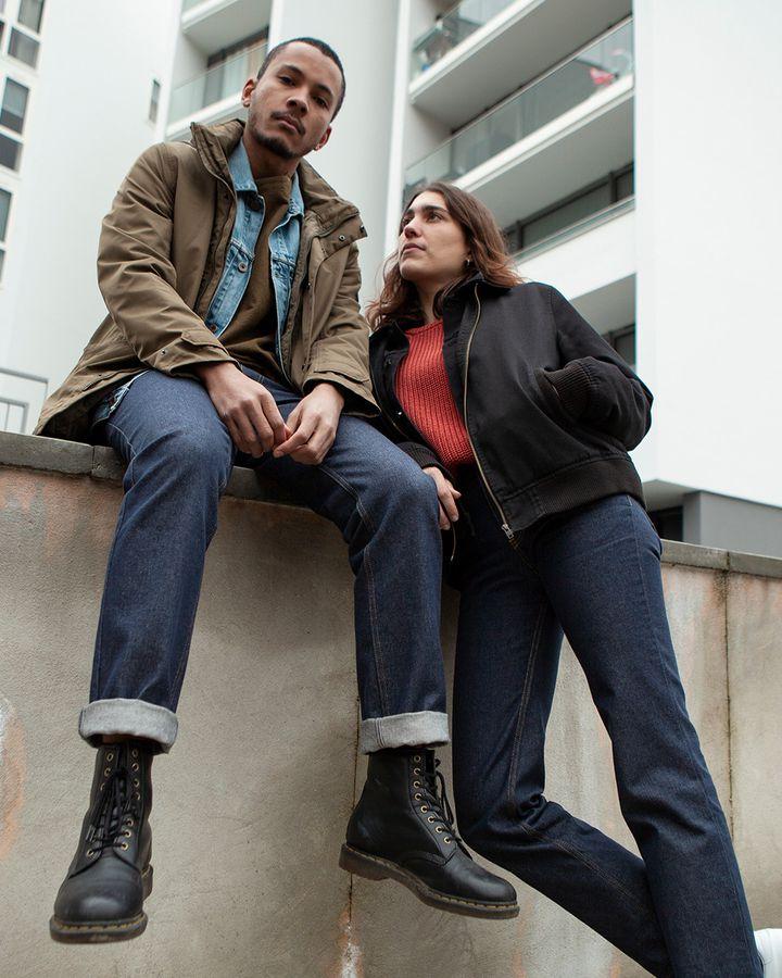 Le collection de jeansL'imprévu d'Ecclo. 2021 (Greg Ponthus)