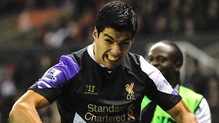 Luis Suarez (Liverpool) (ANDREW YATES / AFP)