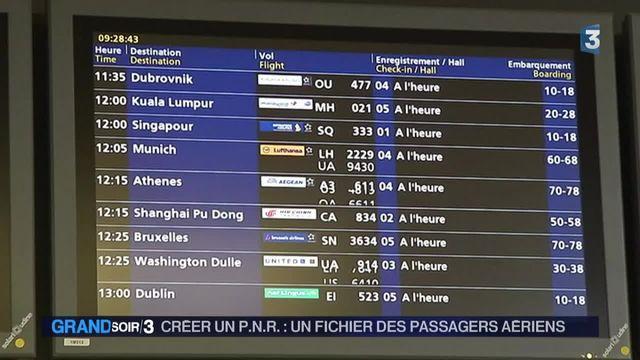Terrorisme : vers la mise en place du PNR en Europe