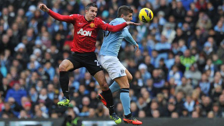 Le derby entre les deux Manchester a été un vrai choc physique