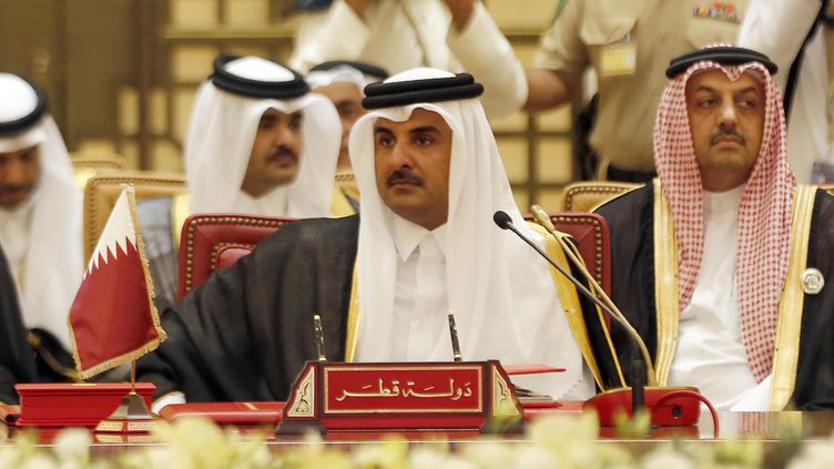 Tamim ben Hamad Al-Thani, en décembre 2016. (AFP)