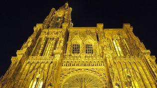 Les fondations de la cathédrale de Strasbourg ont débuté en 1015  (Christophe Lehenaff / Photononstop)