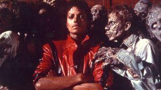 Le titre Thriller en sorti en 1982, le (très) long clip de 14 minutes de ce morceau est resté dans toutes les mémoires.  (ARCHIVES DU 7EME ART / PHOTO12)