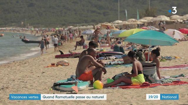 Var : à Ramatuelle, l'écologie et le tourisme s'allient