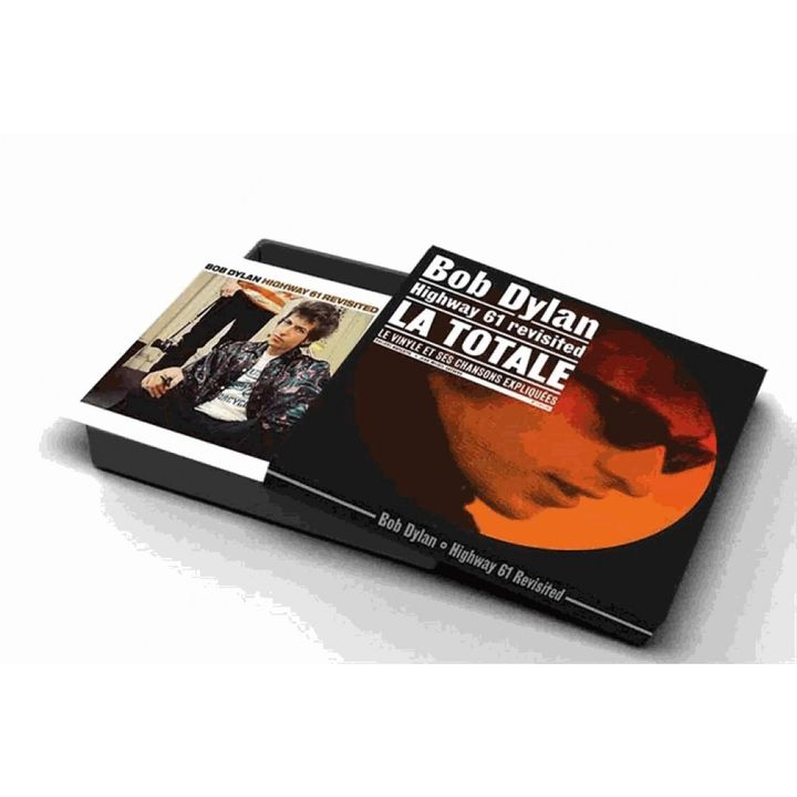 Bob Dylan coffret La Totale Highway 61 Revisited. (EDITIONS E/P/A)