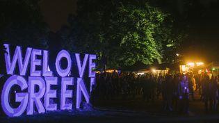 Une nuit de mai 2015 à We Love Green.  (We Love Green)