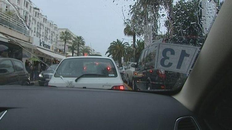 Chauffeur... Au Palais, s'il vous plait !  (France 3 Côte d'Azur)