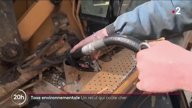 BTP : le gouvernement renonce à augmenter le prix du gazole non routier le 1er juillet