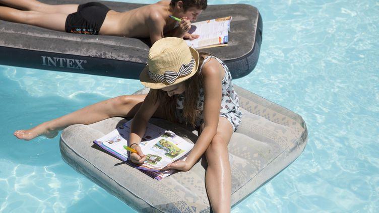 Chaque année, environ 4,5 millions de cahiers de vacances sont vendus en France. (Photo d'illustration) (LP/ PHILIPPE DE POULPIQUET / MAXPPP)
